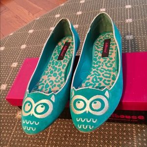 Dollhouse owl shoes. 8